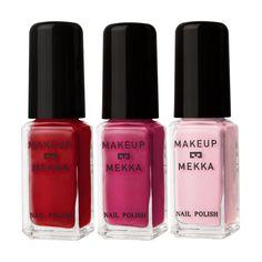 SUMMER FRESH PINKS fra Makeupmekka. Om denne nettbutikken: http://nettbutikknytt.no/makeupmekka-no/
