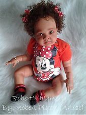Reborn Baby Girl, Reborn Baby Dolls, African American Baby Dolls, Baby Dolls For Sale, Life Like Babies, Silicone Baby Dolls, Cute Dolls, Dolls Dolls, Child Doll
