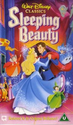 I can honestly say that one of my goals in life was to have hair like sleeping beauty