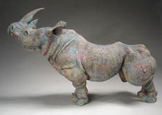 Figurative Ceramic Artists | Brendan Hesmondhalgh 2