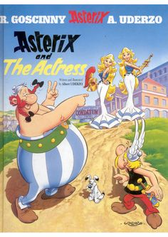 Read Asterix Comics Online - Asterix Comics - Chapter 31 - Page 1