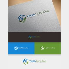 Vision to Reality Logo Design by #308