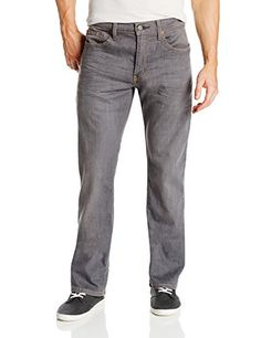 Levi's Men's 559 Relaxed Straight Fit... $39.99