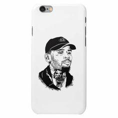 Chris Brown Tattoo Smoking iphone case