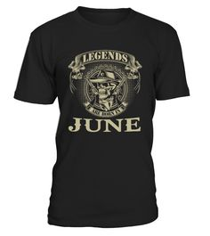 CHECK OUT OTHER AWESOME DESIGNS HERE!       Shop for Birthday Gift Guide shirts, hoodies and gifts. Find Birthday Gift Guide designs printed with care on top quality garments.   Legends Are Born In June, June shirts. The Best Are Born In June Shirts, All Men Are Created Equal, But Only The Best Are Born In June.       TIP: If you buy 2 or more (hint: make a gift for someone or team up) you'll save quite a lot on shipping.            Guaranteed safe and secure checkout via:     Paypal...