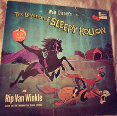 The Legend of Sleepy Hollow and Rip Van Winkle Vinyl Tim Burton Beetlejuice, Rip Van Winkle, Legend Of Sleepy Hollow, Johnny Depp Movies, Geek Games, Helena Bonham Carter, Sweeney Todd, Tonight Alive, Dexter Morgan