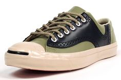 Converse Jack Purcell Saddle
