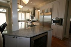 Lakeview - Transitional - Classic Cupboards Kitchen Design and Custom Cabinets in New Orleans, Covington, Metairie, Houma