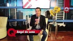 """Ángel de Luna tiene para ti los mejores concejos de vida, descúbrelo en la sección """"Desde tu Interior"""", solo por Estudio Q."""