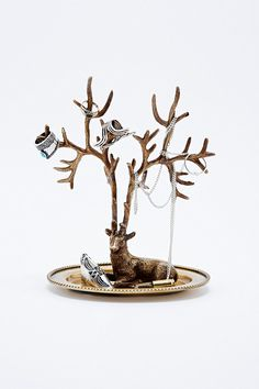 Stag Jewellery Stand - Urban Outfitters