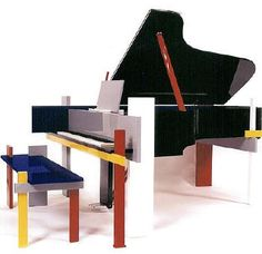 Alexander Gorlin, AIA, Piano 'Architecture is Frozen Music'