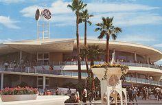 Carousel of Progress . Tomorrowland Anaheim, California Original Vintage Postcard for Like the Carousel of Progress . Old Disney, Disney Love, Disney Magic, Disney Stuff, Disney Theme, Disneyland Tomorrowland, Disneyland Resort, Disneyland Secrets, Disneyland History