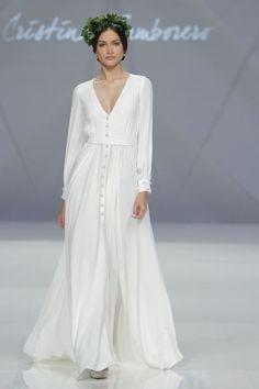 Diseno de vestidos de boda civil