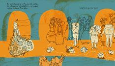 Development work by Isol – for 'La bella Griselda / Beautiful Griselda'
