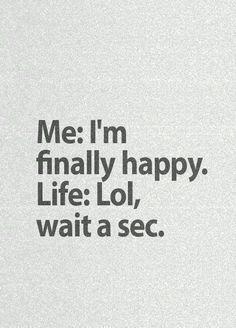 Hahaha, always!