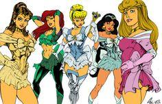 sailor disney princesses   Everything and anything princesses and princess-inspired.