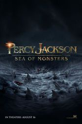 Percy Jackson: Sea of Monsters 3D (2013) - Pretty good. Not quite as awesome as the 1st, but still a terrific movie that I enjoyed with my 8 yo grandson.