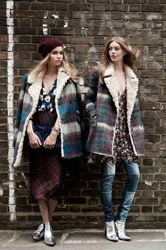 Zara fall 2013//Patterns, patterns!
