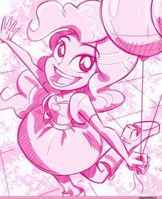 Pinkie Pie Art