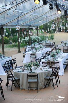 Espectacular boda en l'Empordà