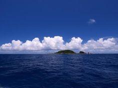 Kodakara island, Japan