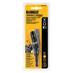 DEWALT DW2221IRP 1/4-Inch Magnetic Pivoting Nut Driver >>> Special  product just for you. See it now! : DIY : Do It Yourself Today