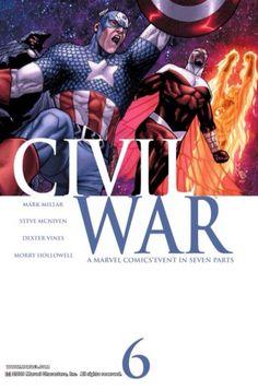 Civil War no. 6 (Dec 2006)