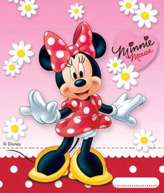 ❤️ MINNIE MOUSE ❤️ Más