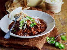 This traditional Mexican meat dish, where chocolate, chilli and beef are combined in a delicious, hearty casserole, is even more flavoursome in this gorgeous version of the recipe made in a slow cooker.