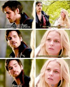 We all want a Captain Swan future. But Adam and Eddy obviously have other plans