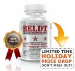 NEW! BELDT: Force Thermogenic – Best Selling Fat Burner, Weight Loss Pills, Energy, Focus, Metabolism Boost, Fitness Supplement – Used By Elite Fighters, Because It's Made For Elite Fighters – 60 Liquid Capsules