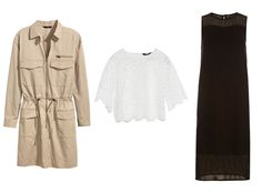 A By-Budget Guide to Updating Your Wardrobe for Spring    - Under $100  - from InStyle.com