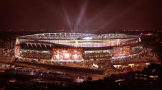 """See 5114 photos and 363 tips from 27480 visitors to Emirates Stadium. """"I attended a game against Leicester city and it was one hell of an experience. Stadium Wallpaper, Football Wallpaper, Chelsea Fc Wallpaper, Arsenal Stadium, Juventus Stadium, Soccer Stadium, London United Kingdom, Turin Italy, Greater London"""