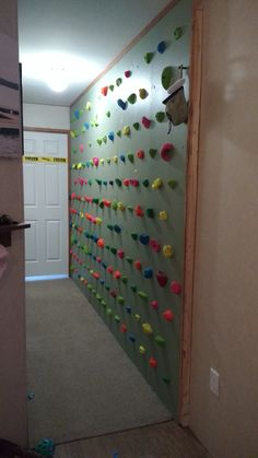 DIY Indoor Climbing Wall - The Prevailing Parent
