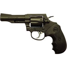 I recommend the Armscor M200 revolver for home defense. The 4-inch barrel, 1.78-pound weight, and textured grips makes it easy and comfortable to shoot. Click the pic to check it out. #revolvers #gunsforgirls #armscor #38special