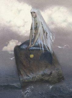 Ilustradora hace su propia interpretación de los cuentos de hadas - Belelú