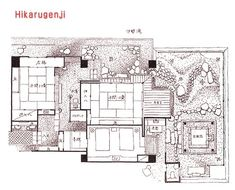 Traditional Japanese Home Floor Plan Cool Japanese House Plans Ideas ...
