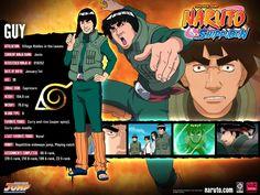 Naruto Shippuden (Guy).(1600×1200)