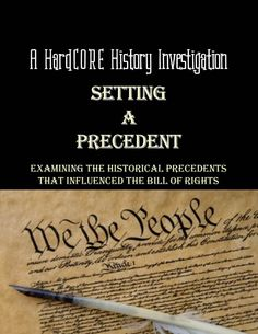 How did historical precedents like the Magna Carta and Virginia Declaration of Rights influence the Bill of Rights in the Constitution? In this lesson, students will come to a better understanding of not only what the Bill of Rights mean, but also the precedents that ensured they got into the Constitution in the first place.