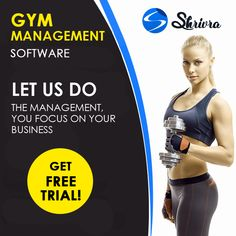 Focus better on your business with #Shrivra #Gym #Management Software.  Shrivra Gym Management #Software can manage all those things required to run a #fitness or gym center efficiently.  Avail 14 days #freetrial now!!   http://shrivra.com/gym-management-software ☎ 9217000082  info@shrivra.com
