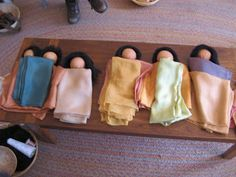 Awesome Waldorf handwork ideas and tutorials - listed by grade!