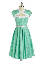 Soda Shop Sweetie Dress   Mod Retro Vintage Dresses   ModCloth.com