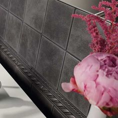 """daltile english grey 6""""x6"""" backsplash 