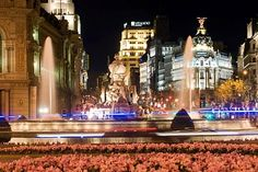 Madrid Photos at Frommer's - Go at the right time to the Cibeles fountain, and you might hear footballers chanting Hala Madrid!