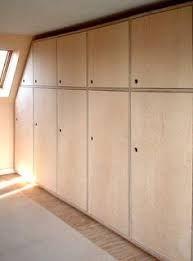 Resultado de imagen para custom plywood wardrobe