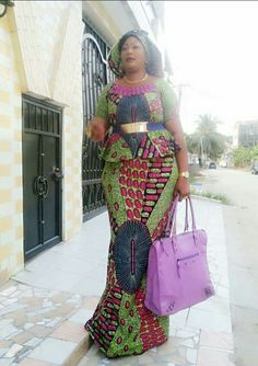 Best African Dresses, African Wear, African Attire, African Fashion Dresses, African Women, Long Skirt And Top, Long Skirts, African Princess, African Print Clothing