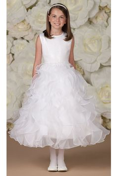 87 best flower girl dresses images on pinterest girls dresses the joan calabrese flower girl dress collection is known for exquisite fabric and detail a pristine line remaining classic with a current fashion edge mightylinksfo