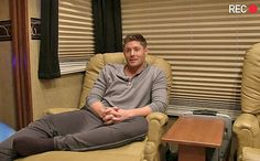 Supernatural: Misha Collins releases behind-the-scenes look at filming | EW.com