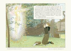Jeanne d'Arc, Maurice Boutet de Monvel  From the book.