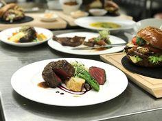 Menu a la carte, pozrite si naše novinky a príďte ich otestovať Menu, Restaurant Bar, Blue, Food, Cards, Menu Board Design, Meal, Eten, Meals